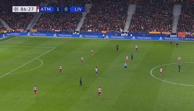 Bạn đã hiểu vì sao Liverpool thất bại trước Atletico Madrid? - Bóng Đá