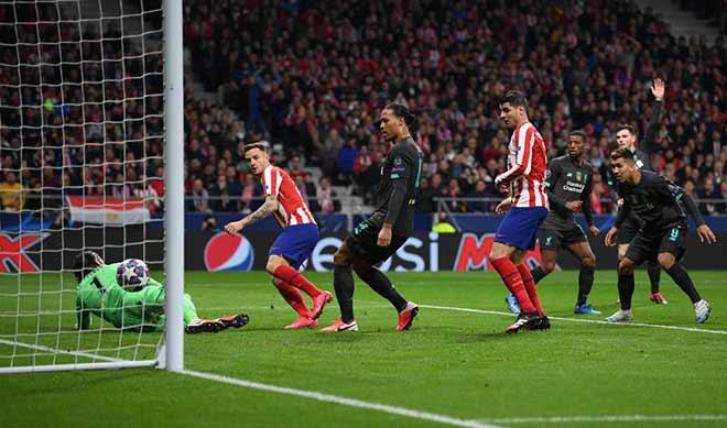 'Van Dijk đã cho phép bàn thắng được công nhận' - Bóng Đá