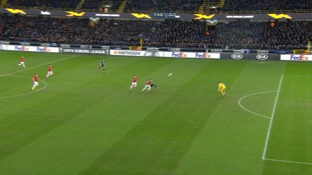 Sergio Romero thực sự đã mắc lỗi trong bàn thua của Man Utd? - Bóng Đá