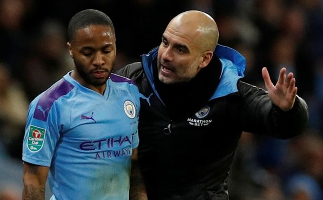 Pep Guardiola admits Real Madrid approach for Raheem Sterling would make him