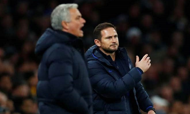 Jose Mourinho says he already knows what tactics Chelsea will use against Tottenham - Bóng Đá