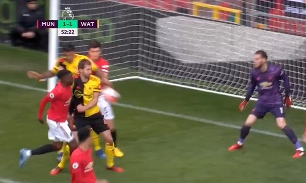 10 hình ảnh 'hay ho' ở trận Man Utd 3-0 Watford:  - Bóng Đá