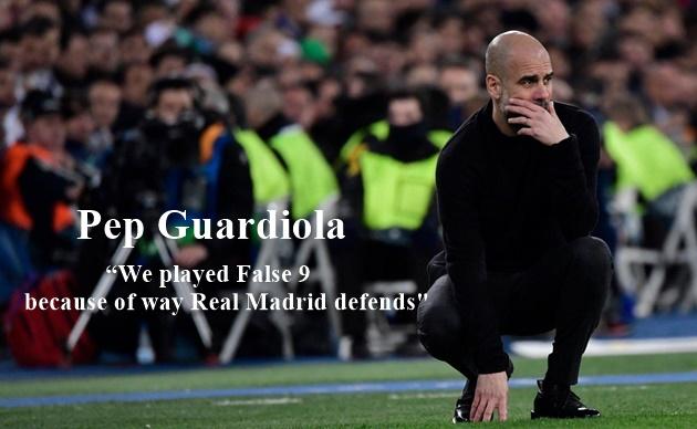 Bạn đã hiểu 'đấu pháp thiên tài' để Man City hạ Real Madrid? - Bóng Đá