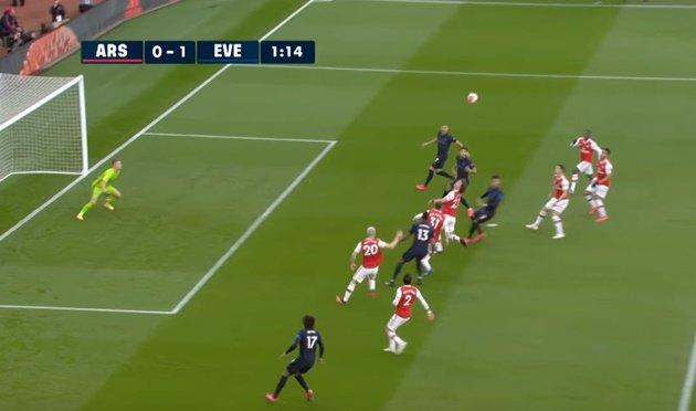 Lại 'diễn hài', Luiz và Mustafi lấy hết nước mắt fan Arsenal - Bóng Đá