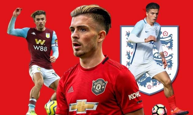 Khóc ngất vì thất bại, Grealish đã biết mình cần gia nhập Man Utd - Bóng Đá