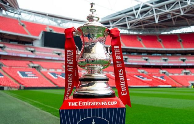 FA Cup quarter-final draw - Bóng Đá