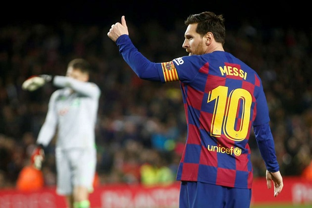 Ex-United Carrick: 'Xavi, Iniesta and Busquets were good, but Messi gave them that extra dimension' - Bó.ng Đá.