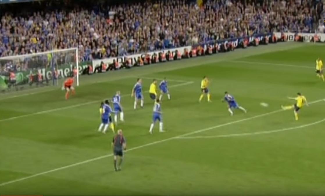 Fan Chelsea chưa bao giờ quên hình ảnh cay đắng này - Bóng Đá