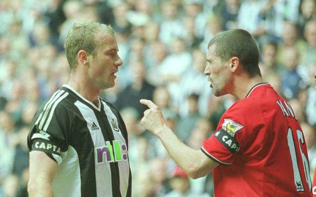 Alan Shearer admits disliking Roy Keane as he recalls famous bust-up - Bóng Đá