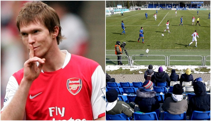 Arsenal legend Alexander Hleb admits 'no one cares' about coronavirus in Belarus as they continue football season - Bóng Đá