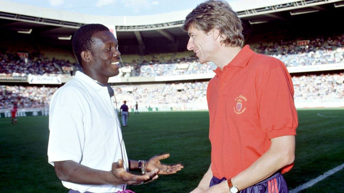 "George Weah: ""When racism was at its peak, Arsène Wenger took care of me like his son - Bóng Đá"