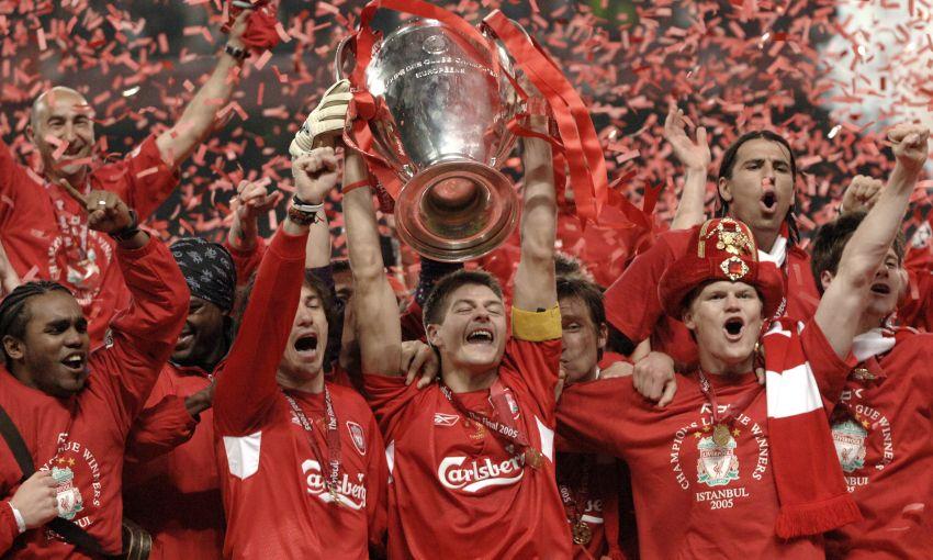 Liverpool vô địch C1 2004/05 nhưng chỉ đến với giải kế tiếp bằng suất đặc cách.