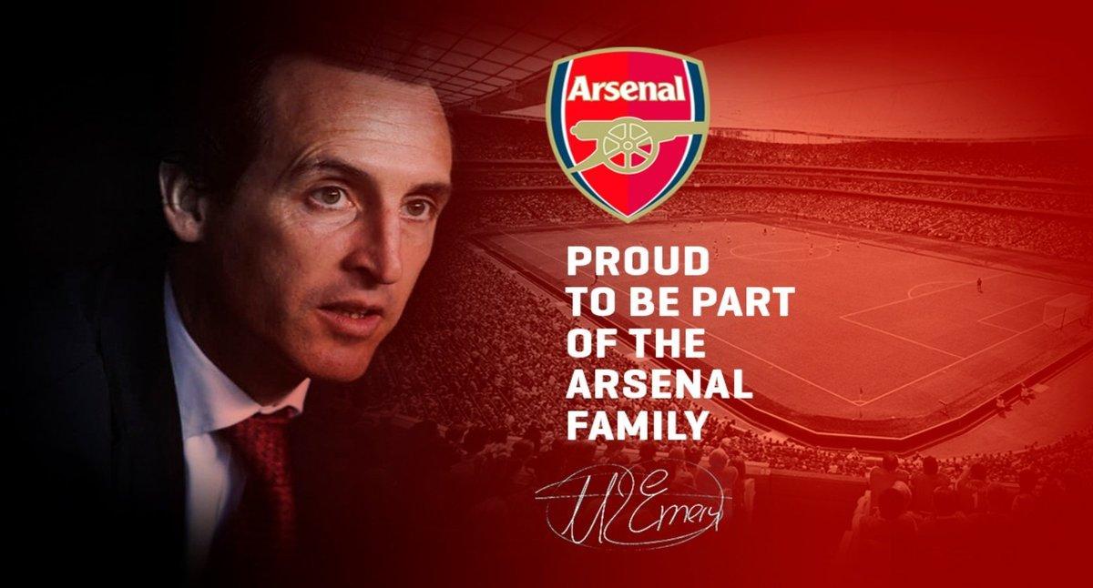 Bạn đã biết 'nỗi đau vô hạn' của Unai Emery tại Arsenal? - Bóng Đá