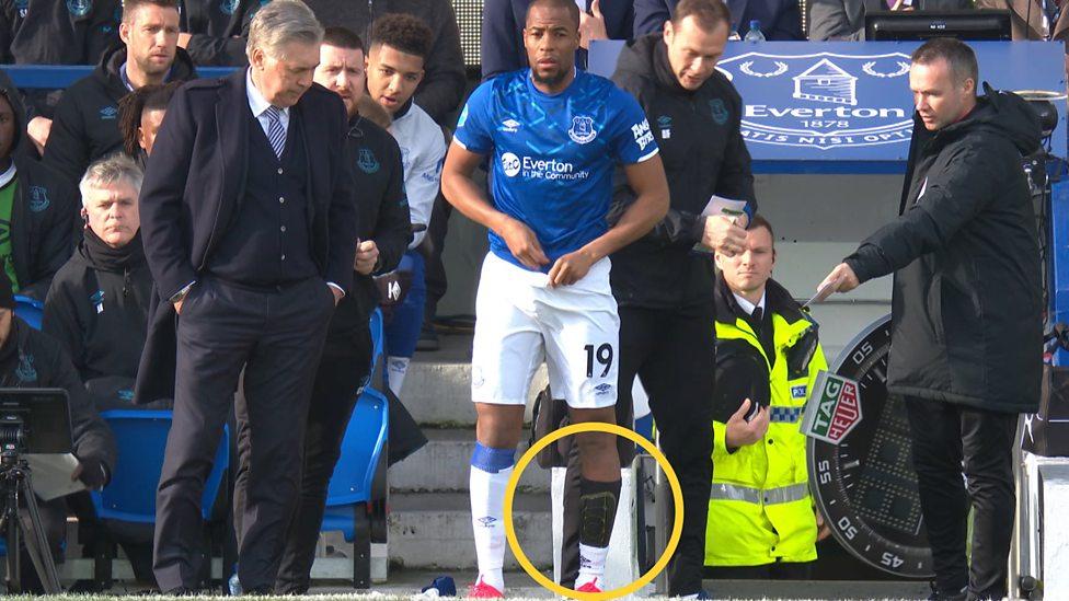 10 hình ảnh 'gây lú lẫn' tại Premier League 2019/20: Van Dijk đây sao? - Bóng Đá