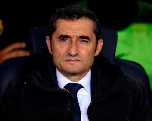 Sau Iniesta, Barca sắp chia tay HLV Valverde? - Bóng Đá
