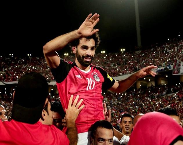 Kết quả hình ảnh cho bóng đá nước Ai Cập