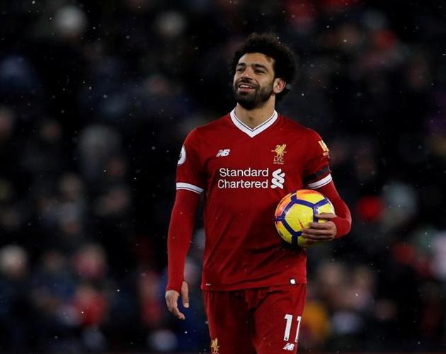 Kevin de Bruyne xuất sắc hơn Salah? - Bóng Đá