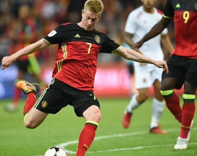 Bỉ mang đội hình nào tới World Cup 2018? - Bóng Đá