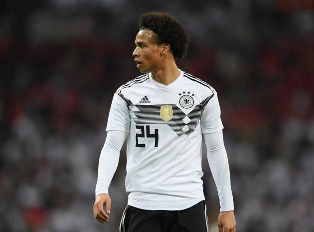'Nếu Sane không đủ tốt, hãy đưa này chức vô địch cho tuyển Đức' - Bóng Đá