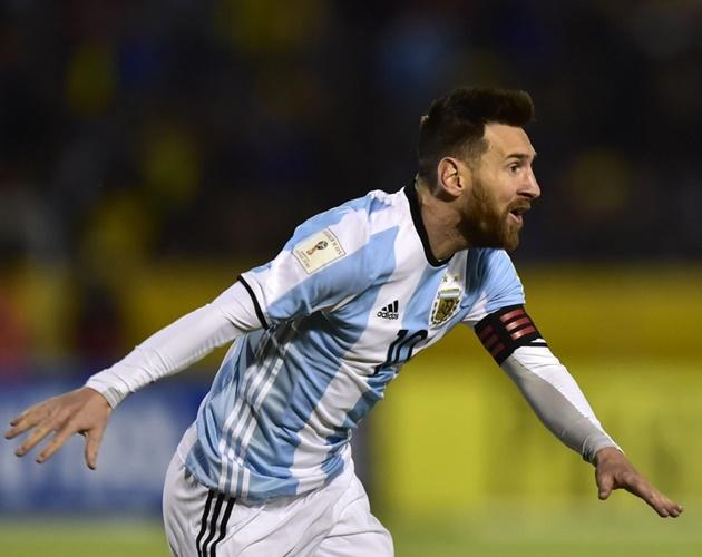 Messi điểm danh 5 đội bóng máu mặt tại World Cup 2018 - Bóng Đá