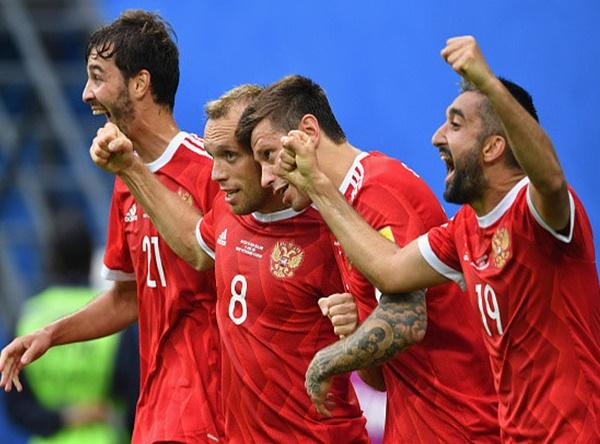 Vì đâu đội tuyển Nga trở nên yếu kém? - Bóng Đá