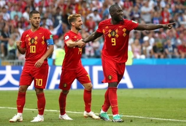 Lukaku, Mertens và Hazard: Bộ 3 tấn công hoàn hảo? - Bóng Đá