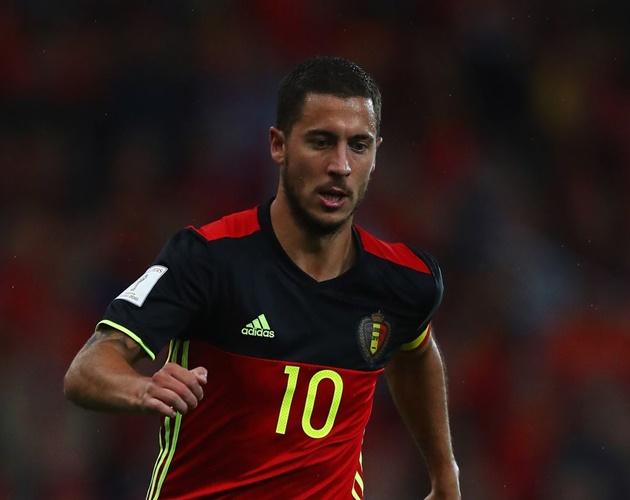 Hazard làm sáng tỏ mối quan hệ với Lukaku - Bóng Đá