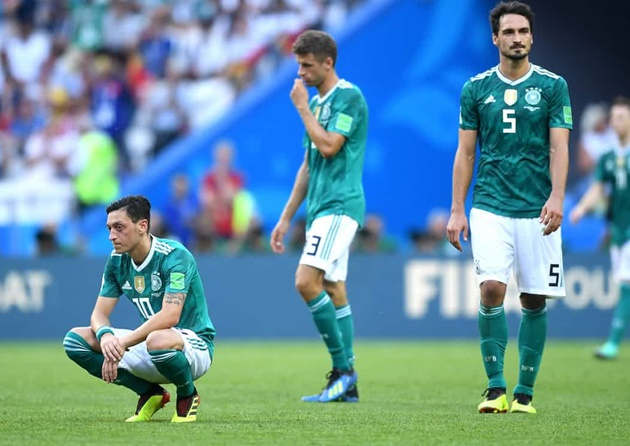 HLV tuyển Anh phát ngôn bất ngờ về thất bại của Đức - Bóng Đá