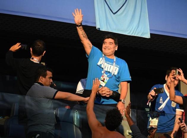 Maradona tiếp tục gây náo loạn với phát ngôn chỉ trích người Argentina - Bóng Đá