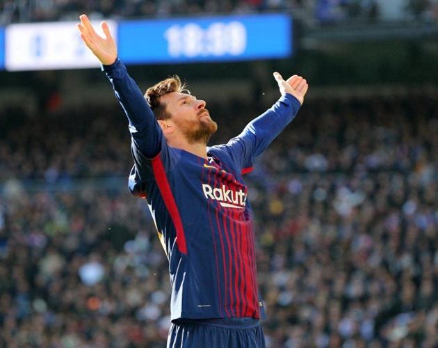 NÓNG: Vượt mặt Ronaldo, Messi xuất sắc nhất mọi thời đại - Bóng Đá