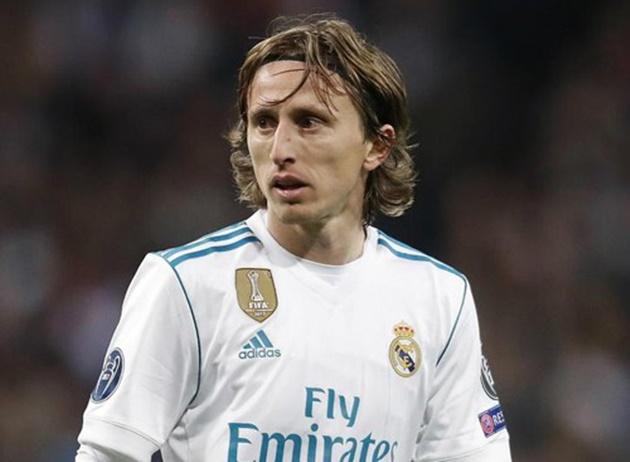 Luka  ở lại Real - Bóng Đá