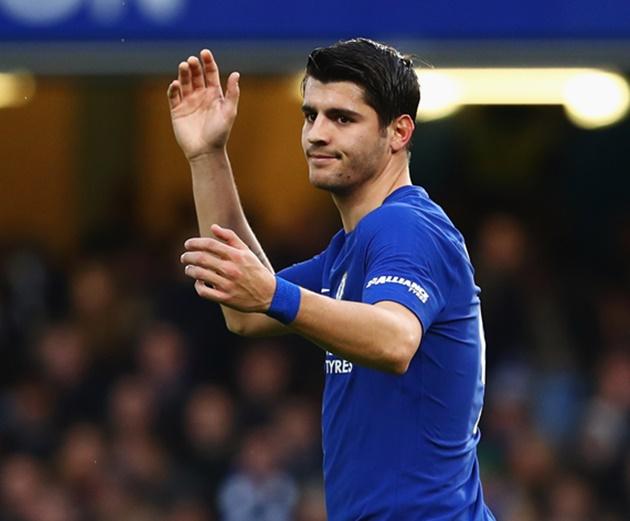 Morata cương quyết ở lại Chelsea và chứng tỏ bản thân.