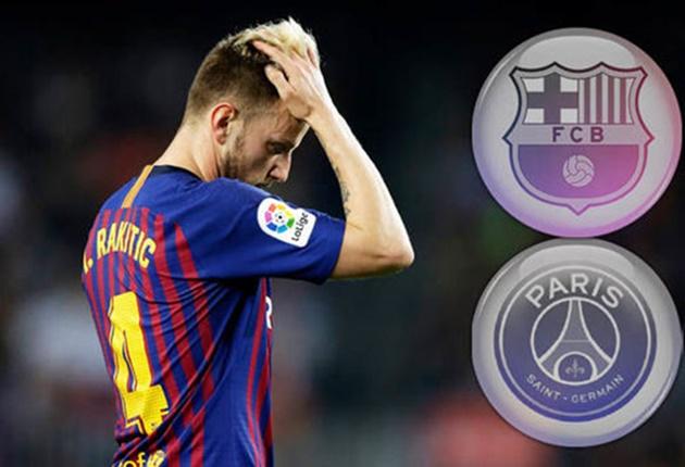 PSG dùng tiền giỡn mặt, Barca đáp trả cứng rắn trong thương vụ Rakitic - Bóng Đá