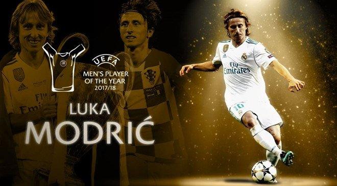 Người đại điện của Ronaldo giận tím mặt vì Luka Modric - Bóng Đá