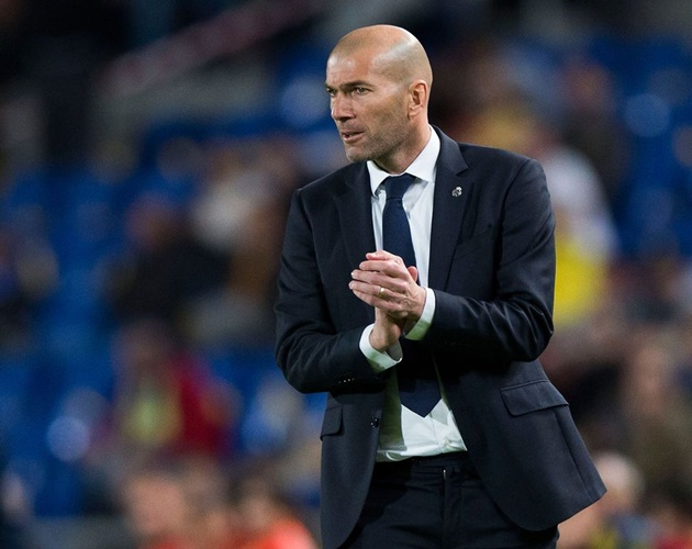 SỐC: Real biết Zidane đến MU - Bóng Đá