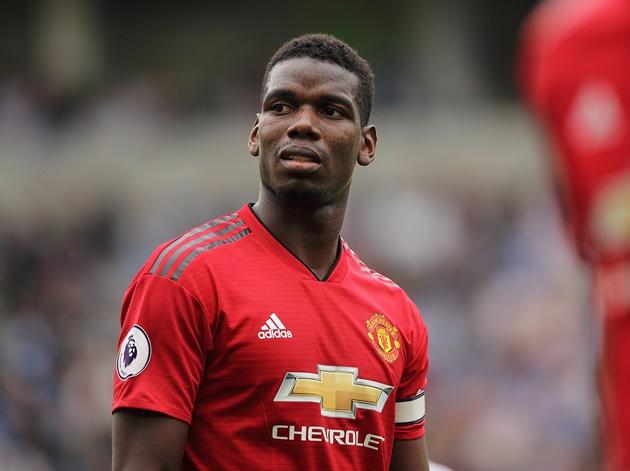 Pogba ngầm chỉ trích lối đá của Mourinho - Bóng Đá