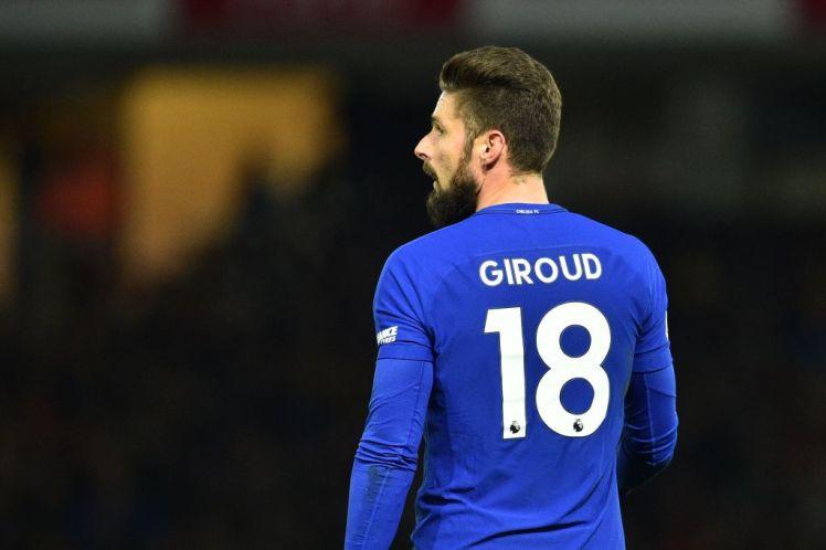 Giroud tốt đấy nhưng chưa đủ - Bóng Đá
