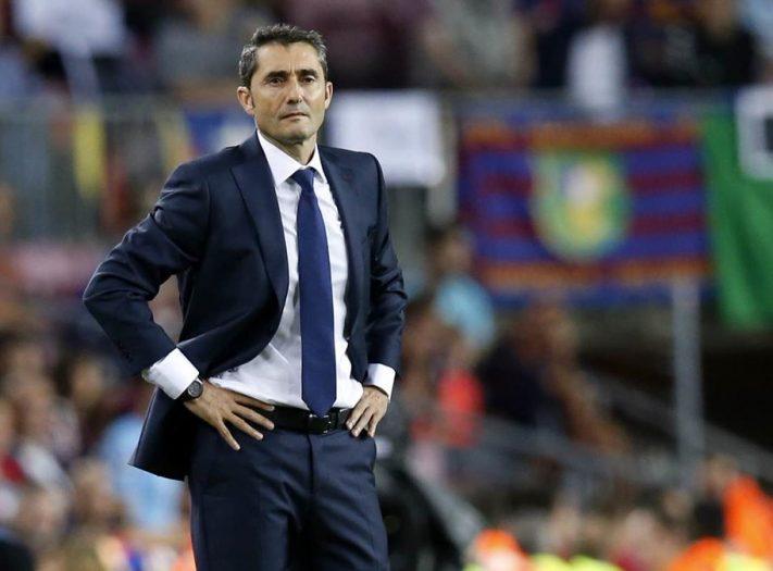 Nóng: Barca muốn thay tướng bằng huyền thoại Arsenal - Bóng Đá