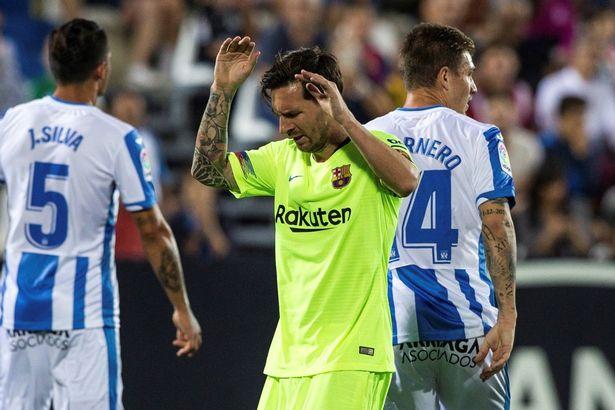 Barca cũng không thể thoát khỏi ám ảnh Champions League - Bóng Đá