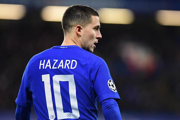 Hazard lấp lửng về tương lai và đây là câu trả lời của Real - Bóng Đá