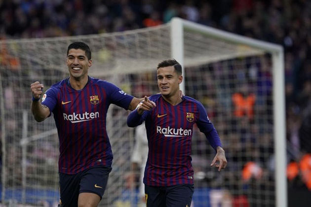 3h30 ngày 1/11, Leonesa vs Barcelona - Bóng Đá