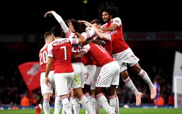 Với 4 lý do này, Arsenal vs Liverpool xứng đáng trở thành trận thư hùng hấp dẫn - Bóng Đá