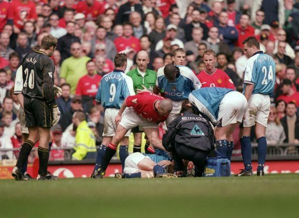 5 Greatest Manchester Derbies of the Premier League Era - Bóng Đá