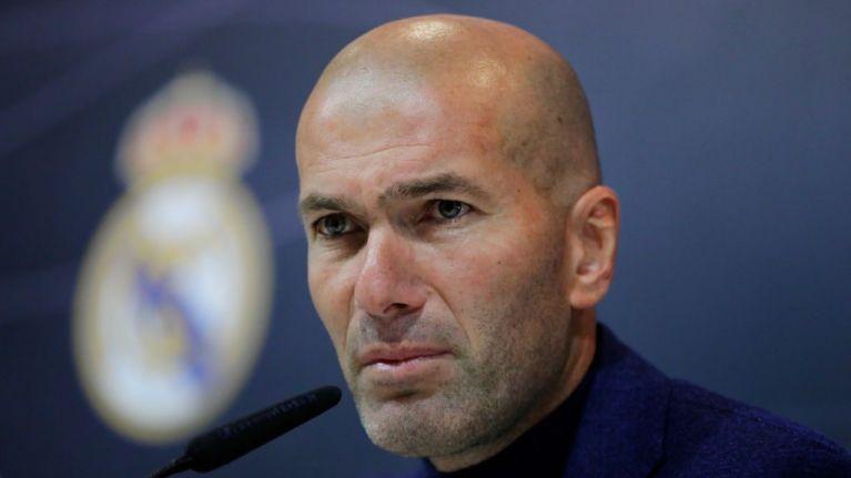 Tiết lộ 3 điểm đến của Zidane trong năm 2019 - Bóng Đá