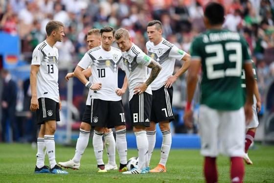 2h45 ngày 16/11, Đức vs Nga:  - Bóng Đá