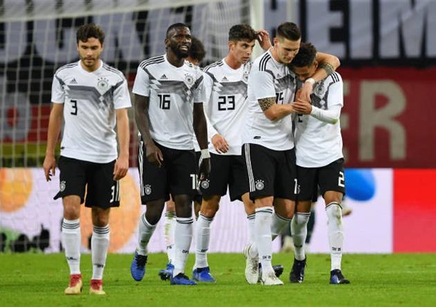 Thi đấu ăn ý, 3 ngôi sao được kỳ vọng hồi sinh hàng công tuyển Đức - Bóng Đá