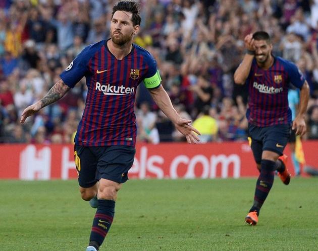 Messi chỉ đích danh ngôi sao Barca phải chiêu mộ hè 2019 - Bóng Đá
