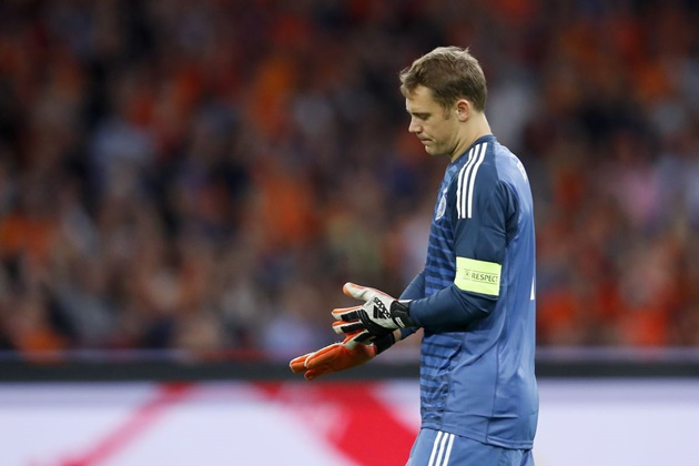 4 World-class goalkeepers who have been disappointing so far - Bóng Đá