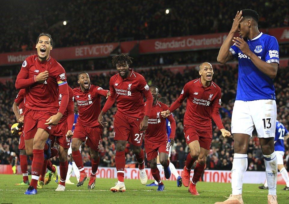 4 điều rút ra sau vòng 14 Premier League: Cảm ơn Liverpool, MU còn xứng? - Bóng Đá