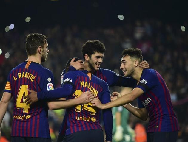 02h45 ngày 9/12, Espanyol vs Barcelona - Bóng Đá